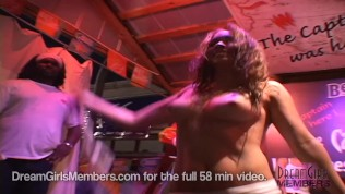 College Girls Get Naked In Awesome Spring Break Wet T